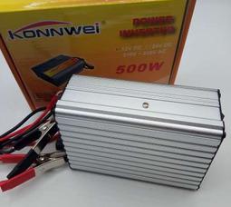 KONNWEI 500 Преобразователь Вх.12V-Вых.220V 500 Вт +5в USB - фото 5