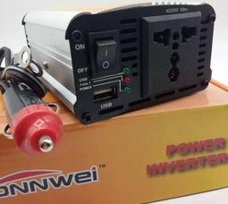 KONNWEI 300 Преобразователь Вх.24V-Вых.220V 300 Вт +5в USB