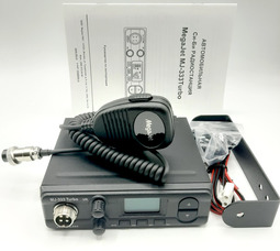 автомобильная радиостанция MegaJet MJ-333 Turbo - фото 2