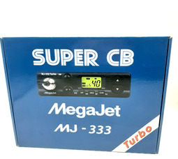 автомобильная радиостанция MegaJet MJ-333 Turbo - фото 3
