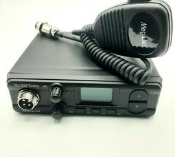 автомобильная радиостанция MegaJet MJ-333 Turbo - фото 5