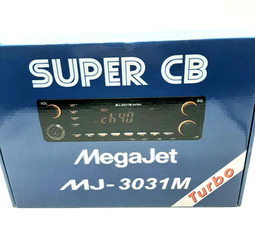 автомобильная радиостанция Megajet MJ 3031M Turbo - фото 6
