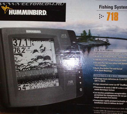 фото Humminbird 718