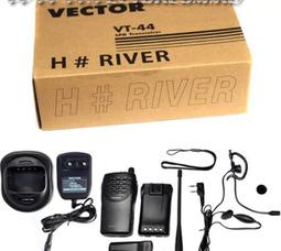 Портативная рация Vector VT-44 H # River (300-336 MHz ) - фото 2