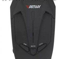Artway RD-516 радар-детектор (стрелка, голос) - фото 3