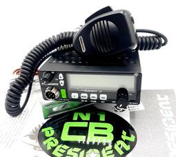 автомобильная радиостанция PRESIDENT BARRY ASC - фото 1