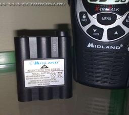 Портативная рация Midland GXT1000 LPD - фото 4