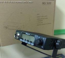 автомобильная радиостанция Megajet MJ 500 - фото 2