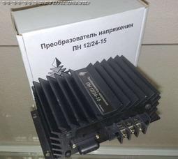 фото преобразователь напряжения ПН-12/24 15А Базис