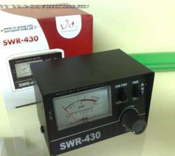 SWR430 КСВ-метр 24-30МГц - фото 3