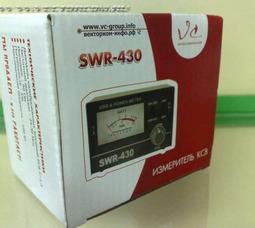 SWR430 КСВ-метр 24-30МГц - фото 4
