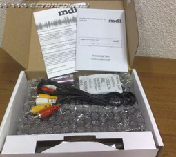 Приемник цифрового вещания mdi DBR-901  - фото 4