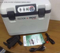 VF-180М Vector Frost Автомобильный холодильник  - фото 2