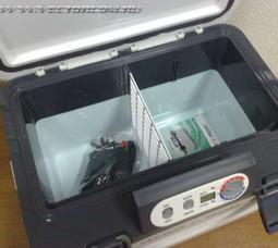 VF-180М Vector Frost Автомобильный холодильник  - фото 3