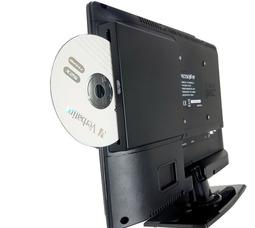 """автомобильный телевизор VTV-1502 V.2 15"""" цифровой DVB T2 и DVD плеером - фото 10"""