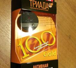 фото Триада-100 GOLD Антенна активная, внутрисалонная