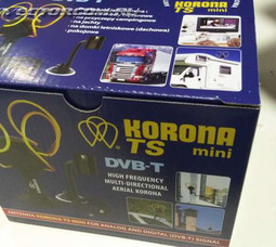 KORONA TS Mini USB TV DVB-T автомобильная антенна - фото 2