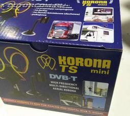 KORONA TS Mini USB TV DVB-T автомобильная антенна - фото 1