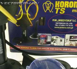 KORONA TS Mini USB TV DVB-T автомобильная антенна - фото 4