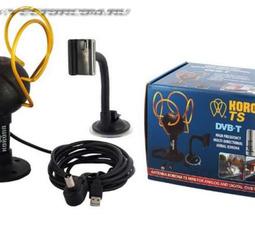 KORONA TS Mini USB TV DVB-T автомобильная антенна - фото 7