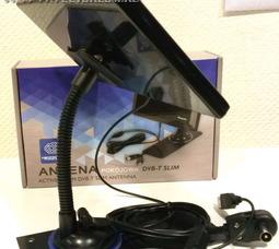 DVB-T SLIM внутренняя TV антенна DVB-T  - фото 6