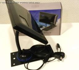 DVB-T SLIM внутренняя TV антенна DVB-T  - фото 8