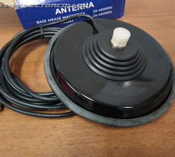 фото  BМ 180 PL магнитное основание 180мм с кабелем/ PL