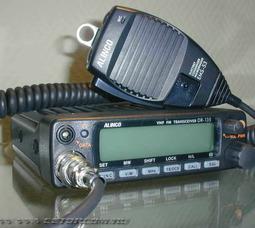 автомобильная радиостанция Alinco DR 135F 50 вт. (V) - фото 2