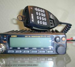 автомобильная радиостанция Alinco DR 435 50 вт. (U) - фото 1