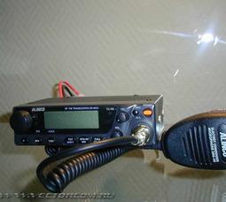 автомобильная радиостанция Alinco DR-M06TH 50 вт. (V)
