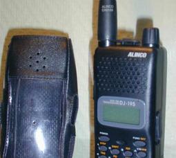 Чехол Sh-195 для Alinco DJ-195/496 - фото 1