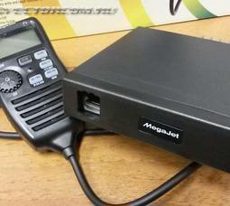 автомобильная радиостанция Megajet MJ 555К - фото 1