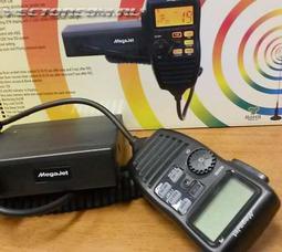 автомобильная радиостанция Megajet MJ 555К - фото 3