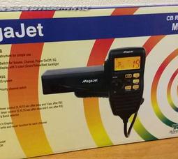 автомобильная радиостанция Megajet MJ 555К - фото 6