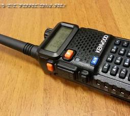 фото Портативная рация Kenwood TK-UVF8 VHF/UHF, 8Вт , 128каналов