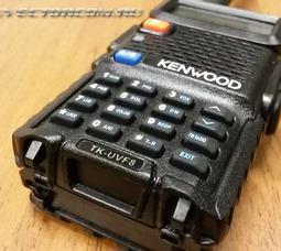 Портативная рация Kenwood TK-UVF8 VHF/UHF, 8Вт , 128каналов - фото 2