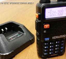 Портативная рация Kenwood TK-UVF8 VHF/UHF, 8Вт , 128каналов - фото 3