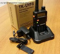 Портативная рация Kenwood TK-UVF8 VHF/UHF, 8Вт , 128каналов - фото 6