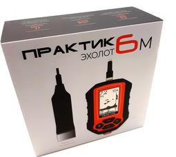 ПРАКТИК 6М Эхолот, с трансдьюсером в комплекте - фото 1