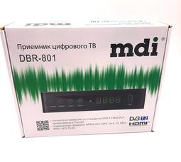 Приемник цифрового вещания mdi DBR-801