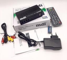 Приемник цифрового вещания mdi DBR-801 - фото 3