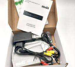 Приемник цифрового вещания mdi DBR-801 - фото 6