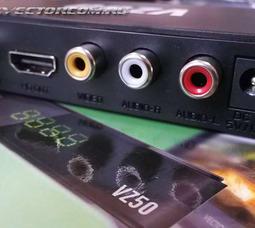 Приемник цифрового вещания  Vector-TV VZ 50   - фото 3