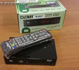 Приемник цифрового вещания Vector-TV VZ 62   - фото 6