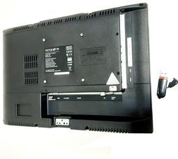 "VTV-1500 15"" DVB T-2, Цифровой ( DVB-Т / T2) автомобильный телевизор - фото 5"