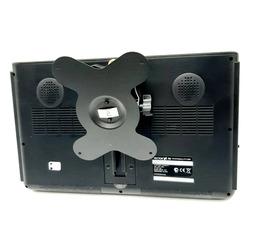 "автомобильный телевизор VTV-1000, 10"" Аналог+Цифра ( DVD-Т / DVB T-2) - фото 3"