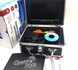 Подводная видеокамера Фишка 703 с функцией записи - фото 3