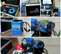 Подводная видеокамера Фишка 703 с функцией записи - фото 5