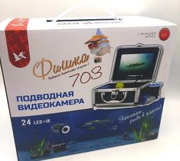Подводная видеокамера Фишка 703 с функцией записи - фото 7