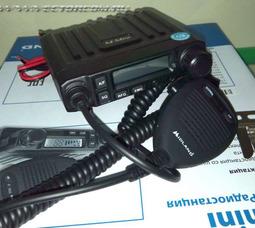 автомобильная радиостанция Midland M-Mini - фото 1